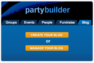 Party Builder